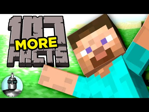 107 More Minecraft Facts YOU Should Know! | Leaderboard