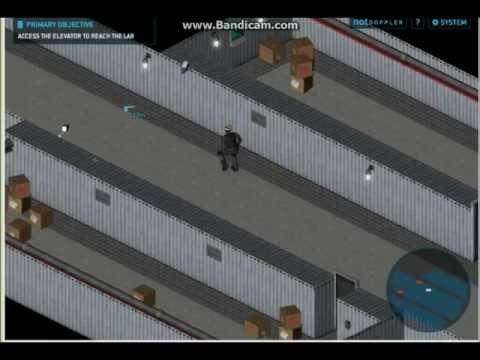 Stealth hunter 2 lvl 3- investigation