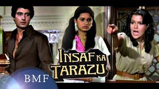 Raj Babbar Zeenat Aman Scene From Insaaf Ka Tarazu Secret Revealed | BMF