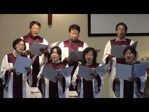181104 완전하신 십자가의 보혈 Choir