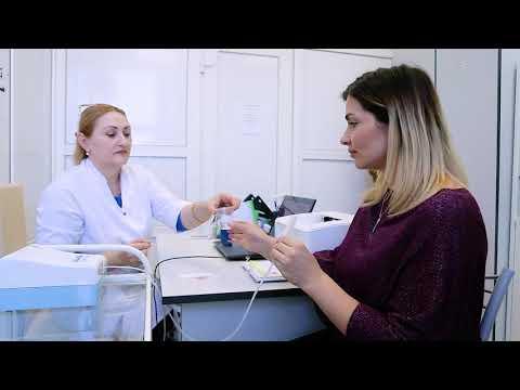 Дыхательный тест для выявления Хеликобактер пилори в  клинике Целитель