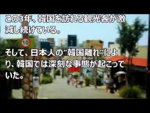 【韓国崩壊】韓国人に凄まじい制裁!失った日本人からの信頼はもう二度と戻らない【タマゴCH】