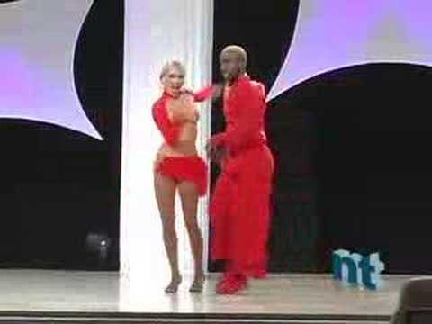 world salsa champions 2007 cali colombia - NILSON Y DEISY