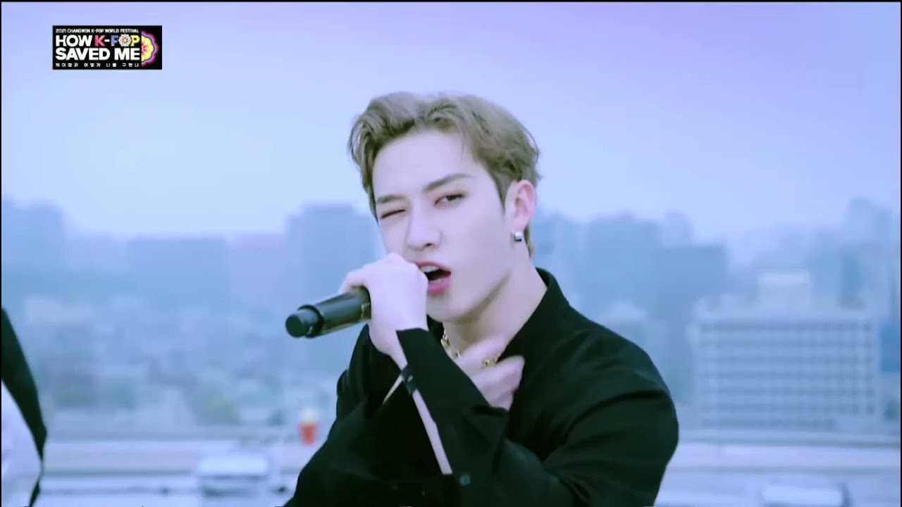 소리꾼 (Thunderous) - Stray Kids (스트레이 키즈) [뮤직뱅크/Music Bank] | KBS 210910 방송