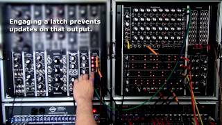 COTK C966 Demo With Moon Modular 568, 568A And Friends