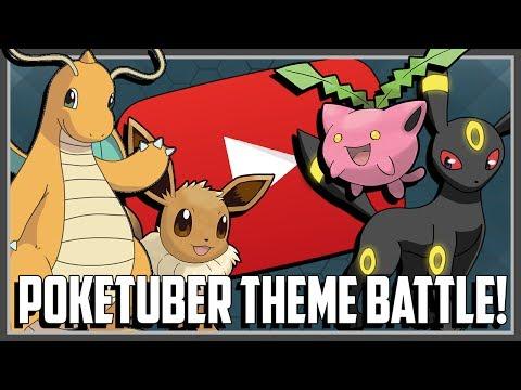 Pokemon Theme Battle - Pokemon YouTubers 2! Ft. Original151