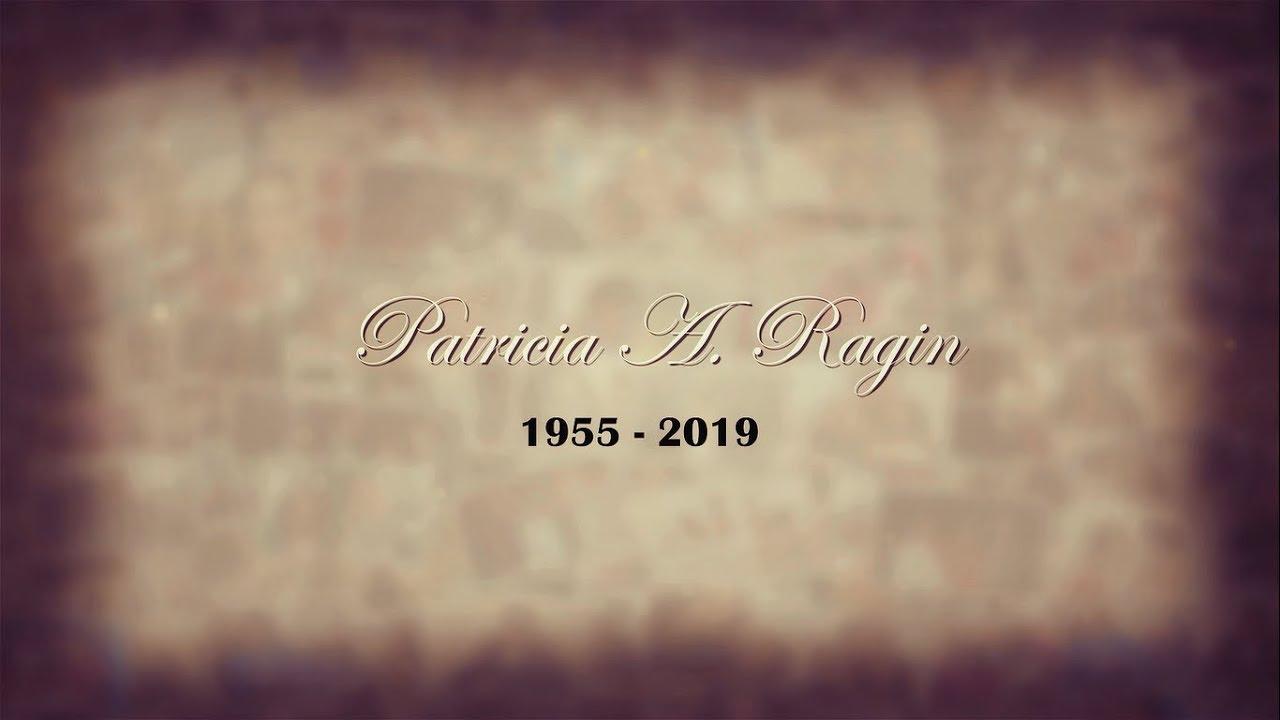 Patricia Ragin (1955 - 2019)