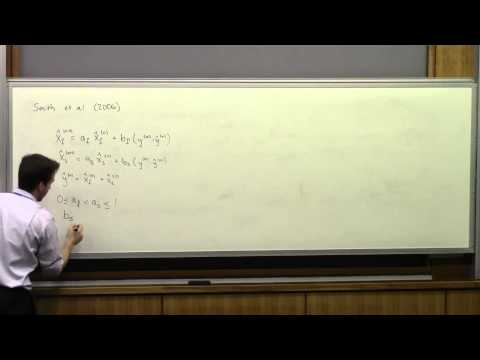 Lecture 14 (Multi-state models of learning)