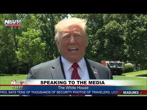 MENTALLY WEAK: President Trump SLAMS Joe Biden in BLISTERING News Conference