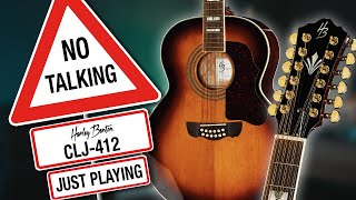 Harley Benton - NO TALKING - CLJ-412E - Just Playing -