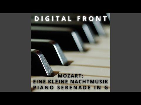 Eine kleine Nachtmusik, Piano Serenade In G Major, K. 525: IV. Rondo