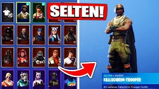 Fortnite SEASON 1 Parachute Trooper Account get from ZUSCHAUER! - Fortnite Battle Royale