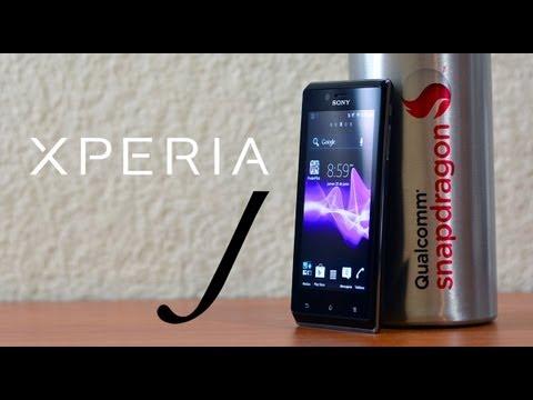 Sony Xperia J de Movistar y Telcel: Análisis HD