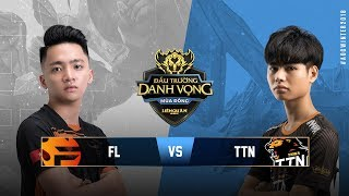 TEAM THAINGUYEN vs TEAM FLASH đtdv mùa đông 2018