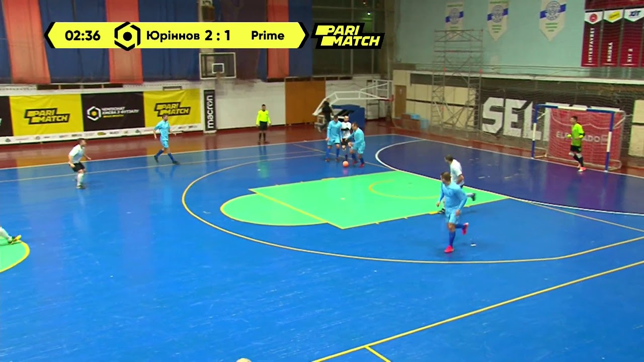 Огляд матчу | Юрінновація 3 : 2 АФК Primе