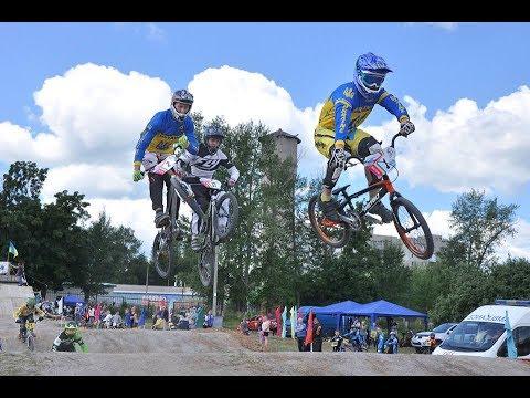 BMX RACING- UKRAINE (Чемпіонат України 1-й етап м Куп'янськ 14-16.06.17)