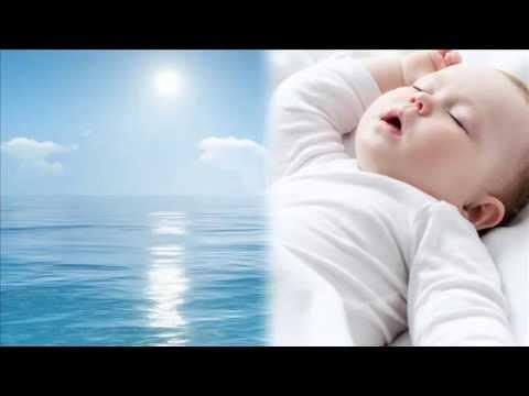 Szum Fal Morza, Oceanu Usypiający Dziecko