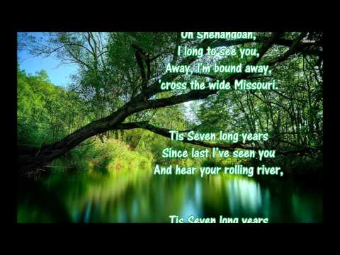 Méav  ♫ Shenandoah~Lyrics