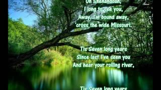 Méav  ♫ Shenandoah~Lyrics
