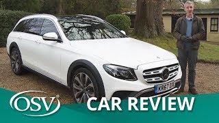 Mercedes E Class Estate | OSV Car Reviews