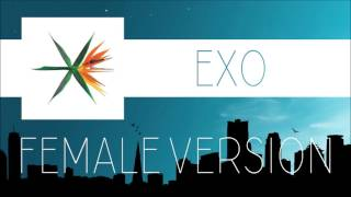 Video EXO - The Eve [FEMALE VERSION] download MP3, 3GP, MP4, WEBM, AVI, FLV Agustus 2018
