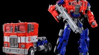 Transformers Movie 4 - TF4 - Age of Extinction - Voyager Optimus Prime - FULL HD