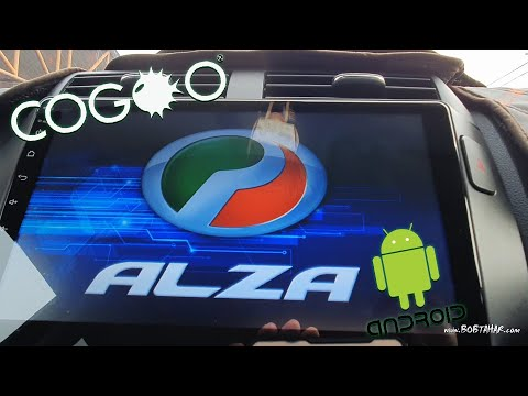 Car Android Player and Recommended Apps.