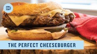 The Juiciest Cheeseburger Recipe