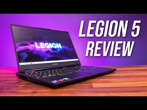 Lenovo Legion 5 (2021) Review - Still Best Ryzen Gaming Laptop?