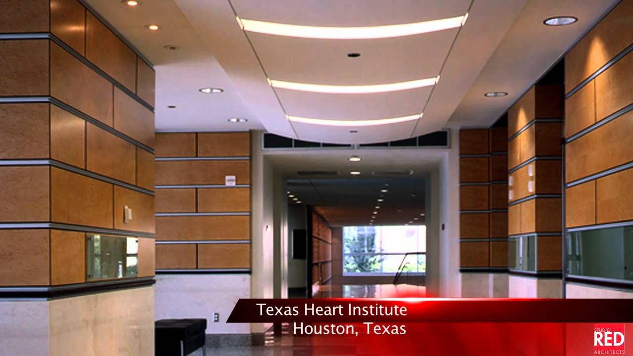 Building Design Houston Studio Red Architects Health Care