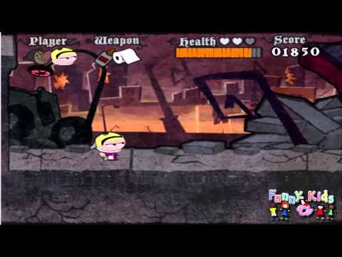 Billy and Mandy- Harum Scarum