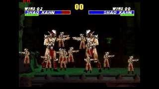 Ultimate Mortal Kombat Trilogy (fatality, приколы) (часть 2)
