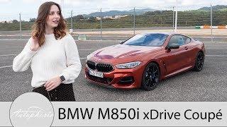 2019 BMW M850i xDrive Coupé (G15) Fahrbericht / Geht Luxus und Sportwagen Hand in Hand? - Autophorie