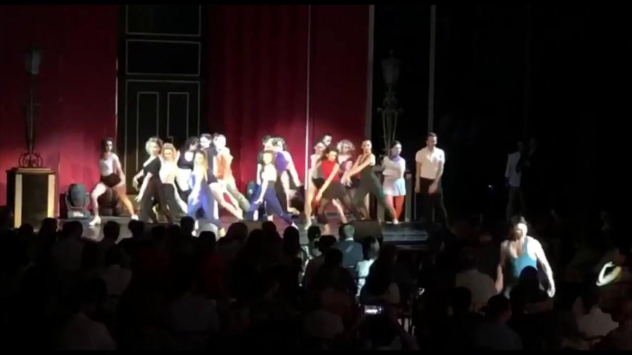 """Мюзикл """"Chorus line""""(кордебалет). Broadway dreams 2019 Moscow"""