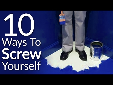 10 Ways You Screw Yourself Over | Stop Shooting Yourself In The Foot | Self Improvement Video Mp3
