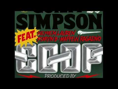 GUILTY SIMPSON - CO-OP Ft. MEYHEM LAUREN, STARVIN B prod. CUNS & SINE ONE