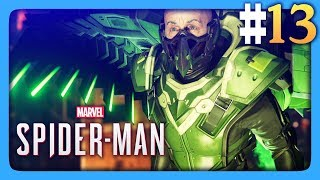 СТЕРВЯТНИК И ЭЛЕКТРО! ✅ Marvel's Spider-Man PS4 (2018) Прохождение #13