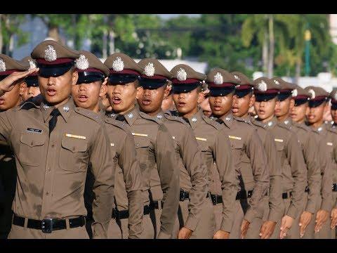 เกาะติดชีวิตนักเรียนนายร้อยตำรวจชั้นปีที่ 1 รุ่นที่ 76 (ตอนที่ 5)