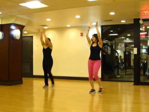 Roxy Fitness - Bamboleo By Gipsy Kings (Flamenco)