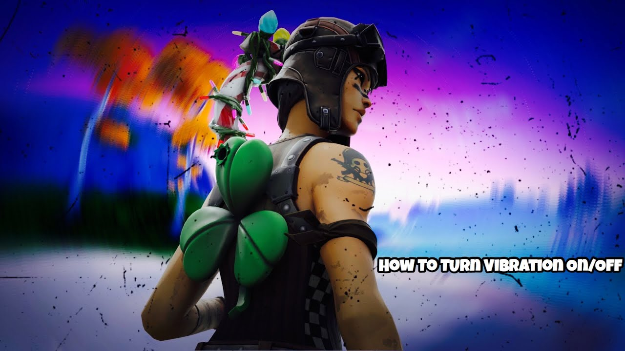 How To Turn Off Controller Vibration In Fortnite (PS4/Xbox ...