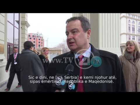 """Дачиќ за ТВ21: """"Нема да се извинам! Со Македонија ќе се однесуваме како тие со нас!"""""""