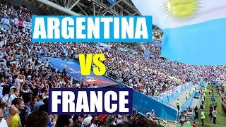 ARGENTINA VS FRANCE HIGHLIGHTS (3-4) | WORLD CUP 2018 LIVE