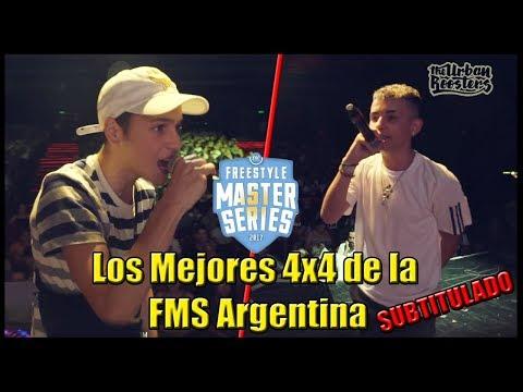Los Mejores 4x4 de la FMS Argentina [SUBTITULADO]