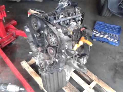 Vw Crafter Engine Rebuild Part 1