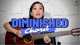 DIMINISHED CHORD - SEE N SEE GUITAR LESSONS