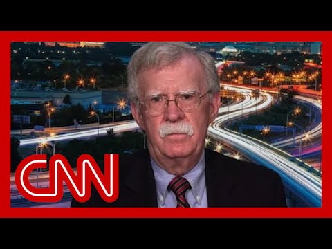 John Bolton calls on GOP leaders to speak up against Trump
