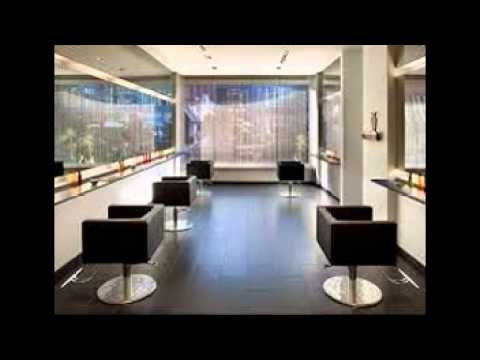 Hair Salon Design Ideas - YouTube