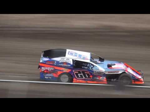 IMCA Modified Heats 1-2 Independence Motor Speedway 7/15/17