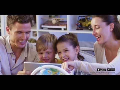 Oregon Scientific   Smart Globe   Product Video   SG268R