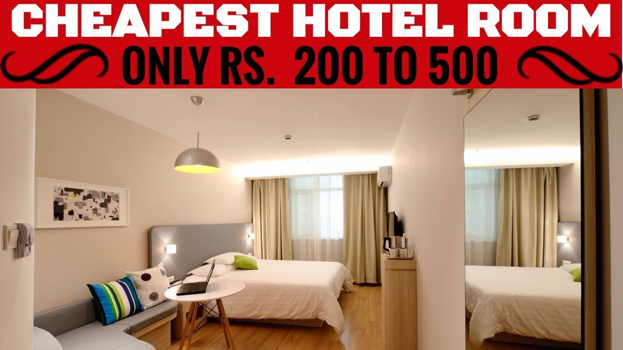 Booking Hotel   Cheap Hotel Booking  Only Rs. 200 to 500   Answer to Vlogger Akash   TRAVEL TRICKS